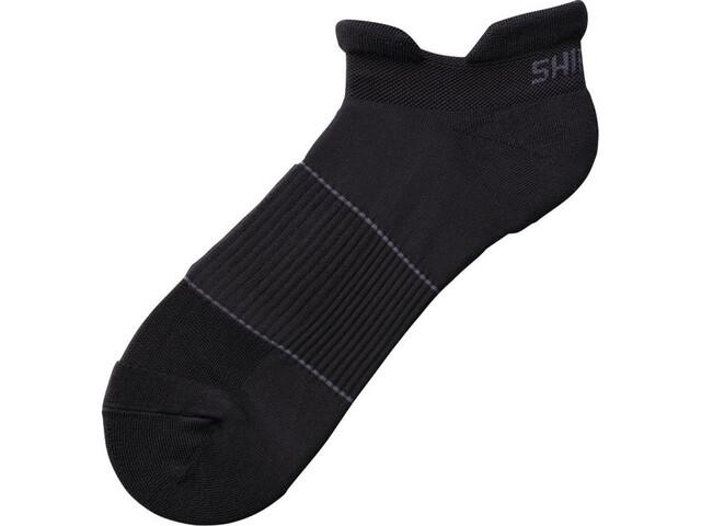 Shimano Original No Show Socks Unisex Black